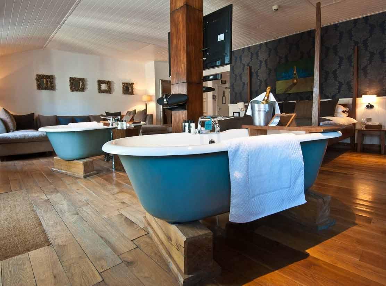 Hotel du Vin bathroom