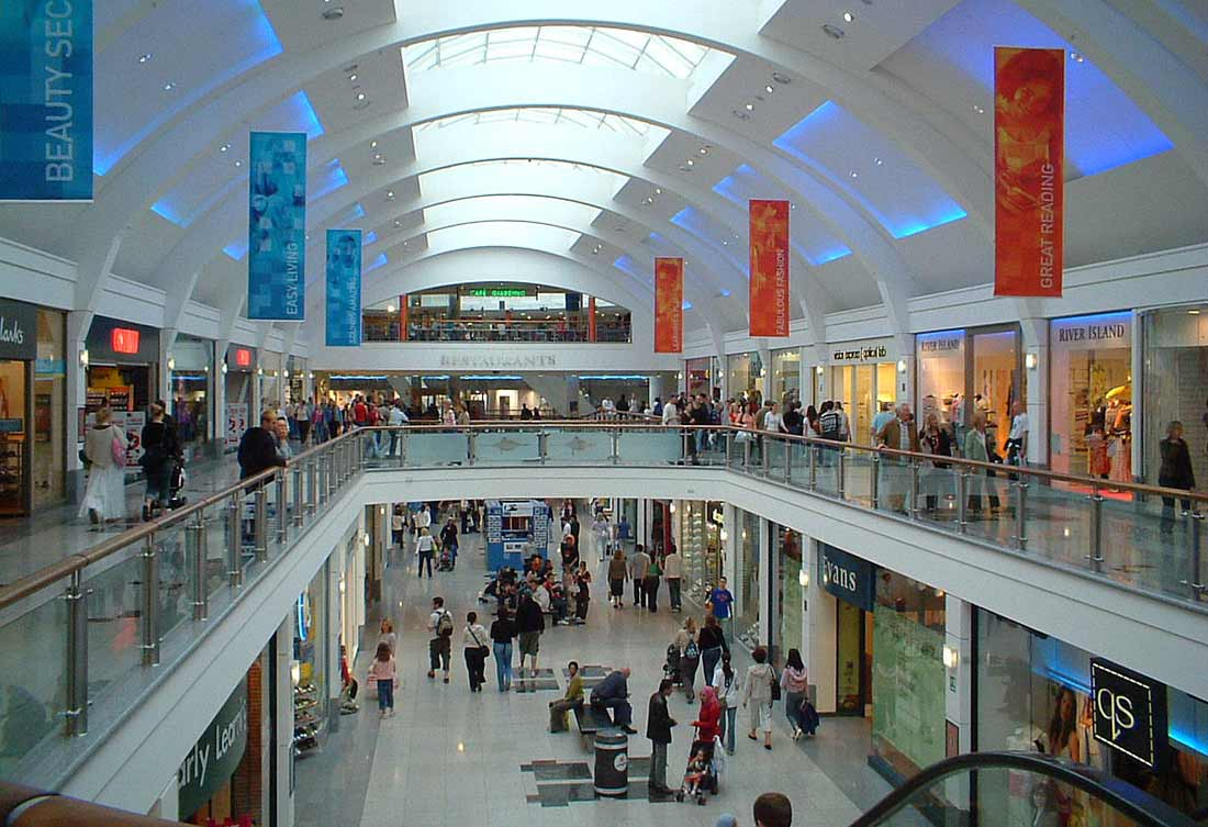 Churchill Square Shopping Centre
