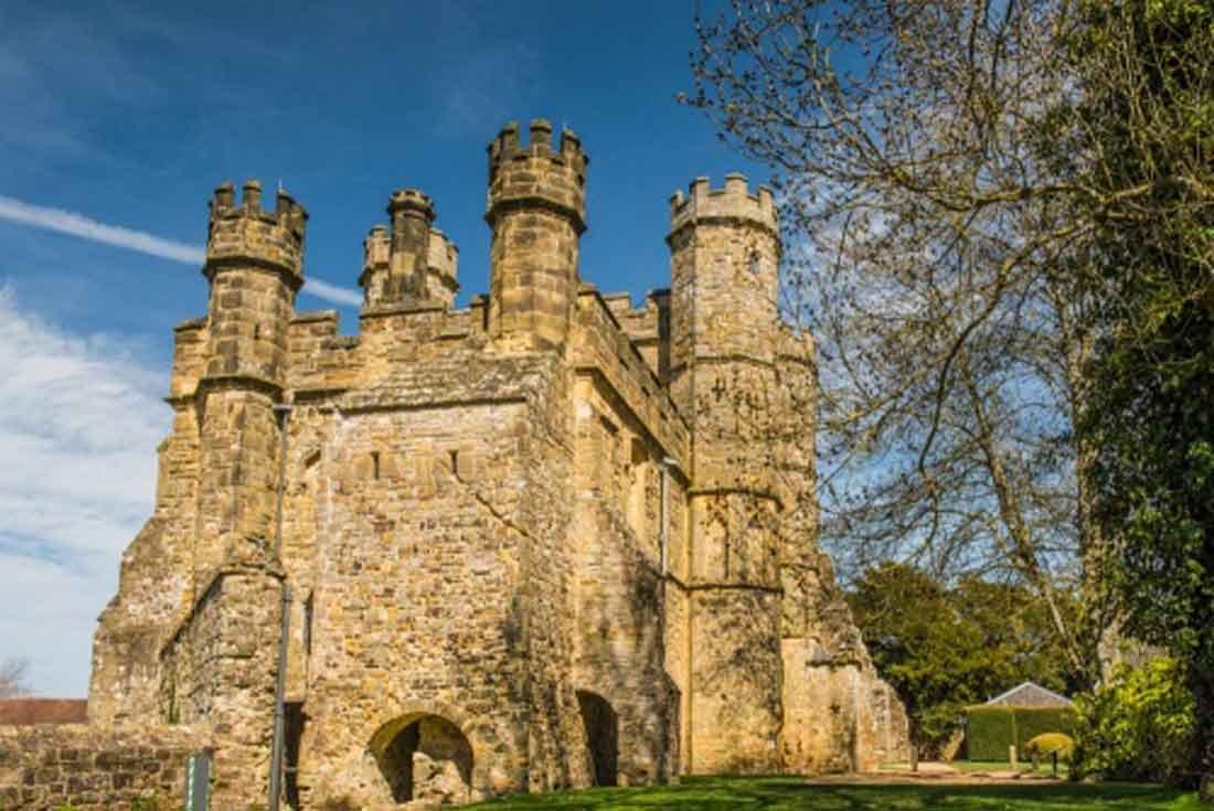 Battle of Hastings Abbey & Battlefield