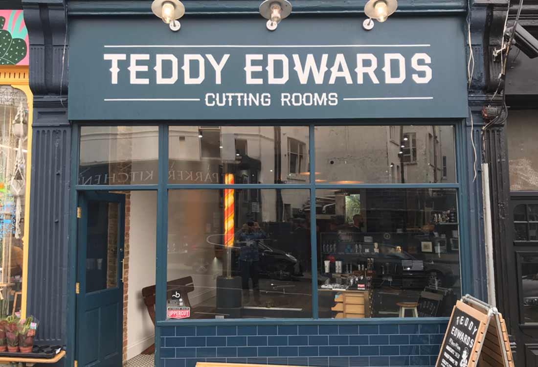 Teddy Edwards Cutting Rooms