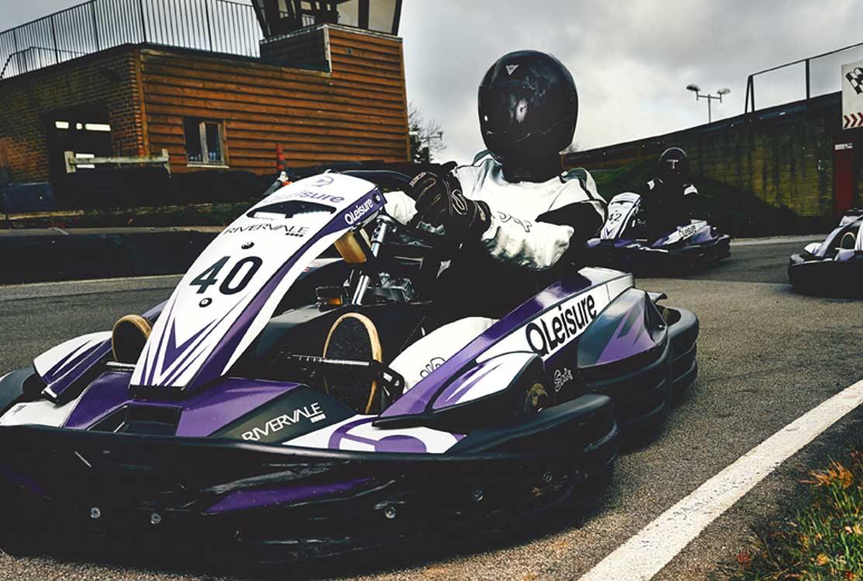 brighton karting