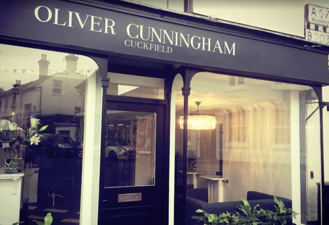 Oliver Cunningham Cuckfield