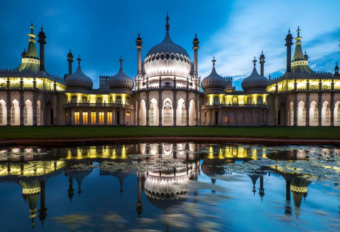 Royal Pavilion and Garden