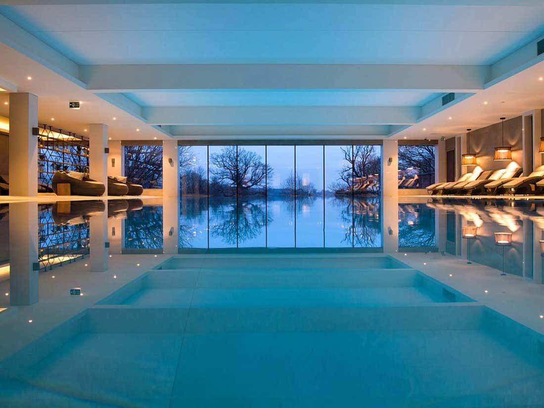 South Lodge swimming pool