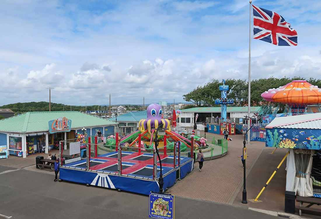 Harbour Park Amusements