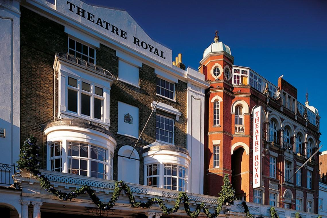 Theatre Royal Brighton exterior