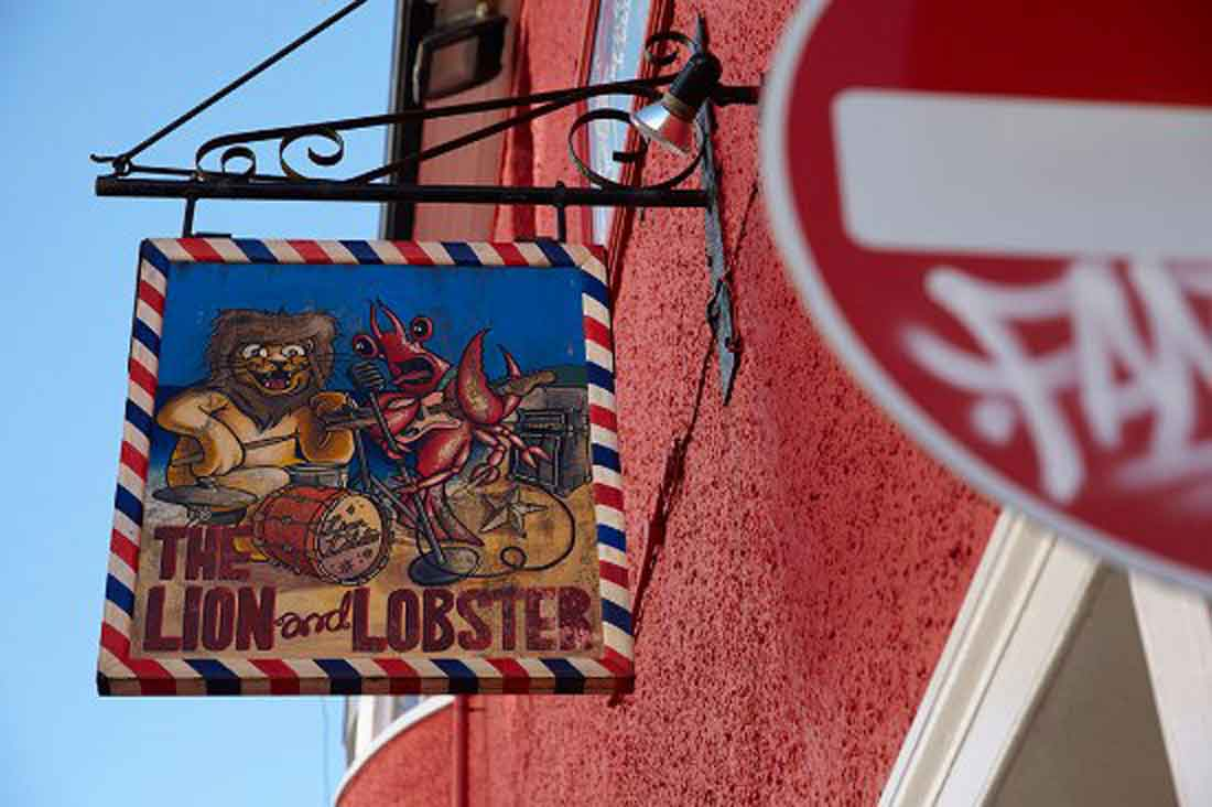 The Lion & Lobster